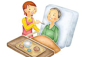 自宅での療養、在宅介護もサポートします